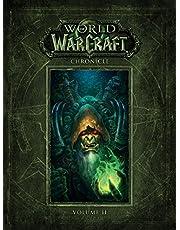 WORLD OF WARCRAFT CHRONICLE HC 02