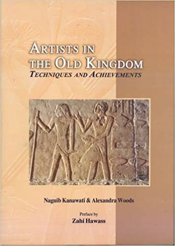 buy artists in the old kingdom techniques and achievements book