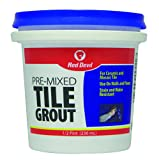 Red Devil 0422 Premixed Tile Grout