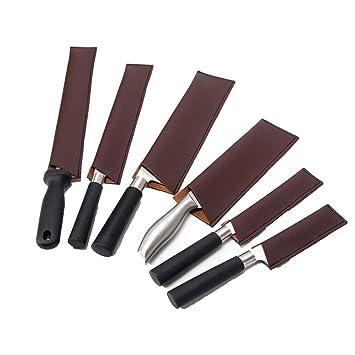 Protector de cuchillos de chef, cuchillo protector de ...