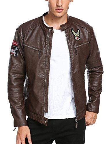Cheap Mens Biker Jackets - 5
