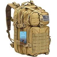 Prospo 40L Military Tactical Backpack Molle Shoulder Bag...