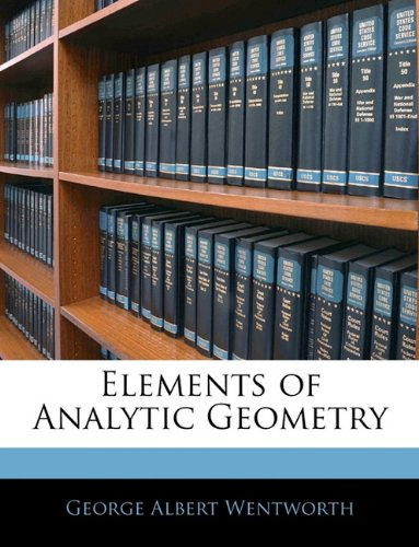 Elements of Analytic Geometry ebook