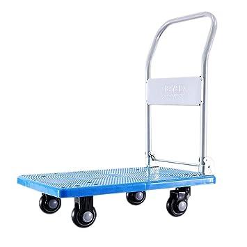 Carretillas de plataforma, carro de mano casero Carrito de ...