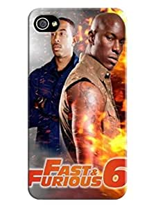 Charming design tpu phone case cover with lovely pattern for iphone 4/4s of Fast and Furious in Fashion E-Mall