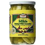 Ziyad Wild Cucumbers Mikta Pickle, 16 Ounce