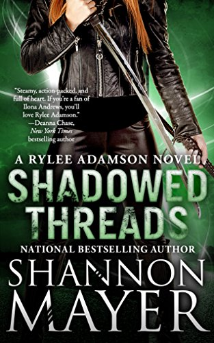 Shadowed Threads: A Rylee Adamson Novel, Book 4