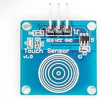 Missbirdler Kapazitiv Sensor Capacitive Touch Modul Elektronik
