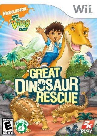 Great Dinosaur Rescue Wii - 5
