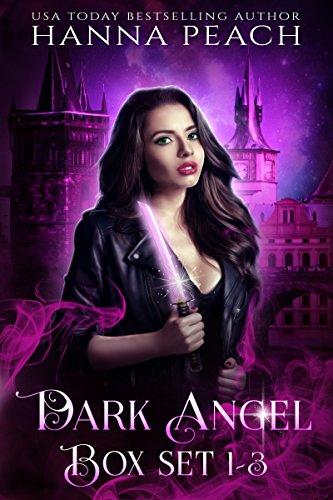 Dark Angel Box Set Books 1-3: Angelfire, Angelstone, Angelsong by [Peach, Hanna]