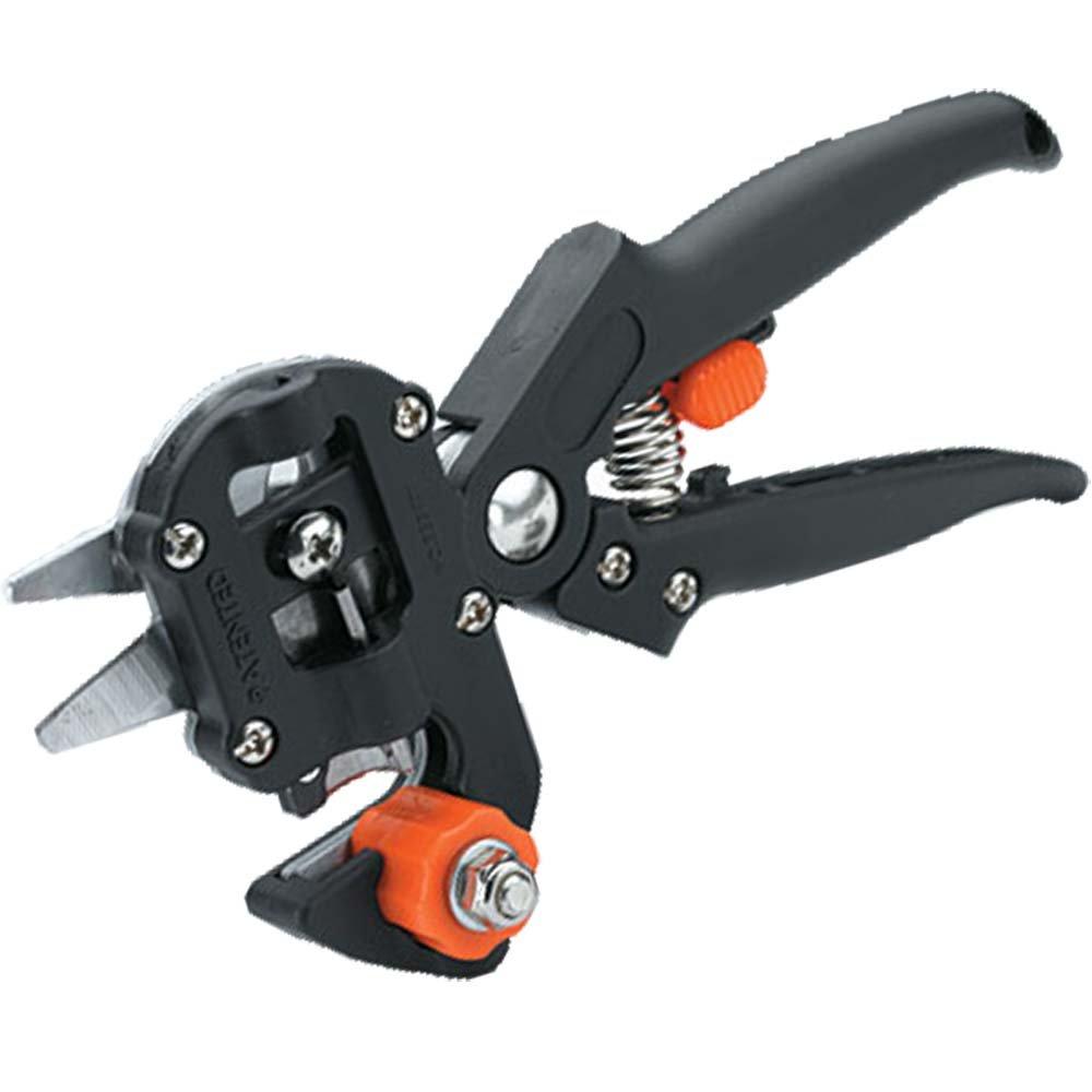 Zenport ZJ67 Omega Cut Grafting Tool Pruner for Fruit Trees and Grape Vines