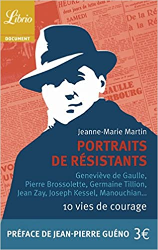 Télécharger en ligne Portraits de résistants pdf ebook