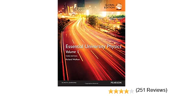 Essential university physics volume 1 global edition wolfson essential university physics volume 1 global edition wolfson richard 9781292102658 amazon books fandeluxe Choice Image