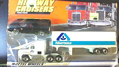 matchbox-highway-cruisers-twin-pack-albertsons-ferrari-nip-mattel-wheels