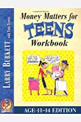 Money Matters Workbook for Teens (ages 11-14) Paperback