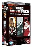 UMD Movie Pack - Silent Hill/Resident Evil/Hitman [2002] [UMD for PSP]