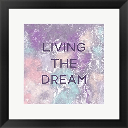 Great Art Now Living the Dream by Linda Woods Art Print