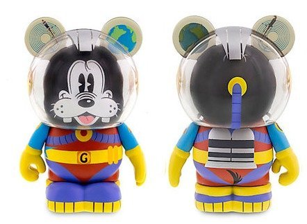 Vinylmation Disney Mickey and Friends in Space - Goofy