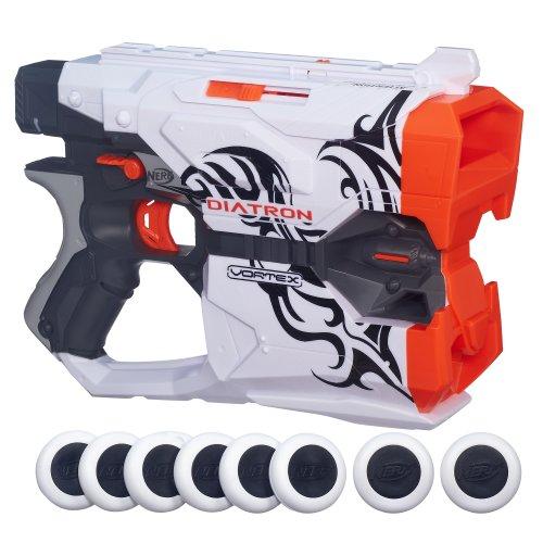 Nerf Vortex Diatron Blaster (Disc Gun Nerf Vortex)