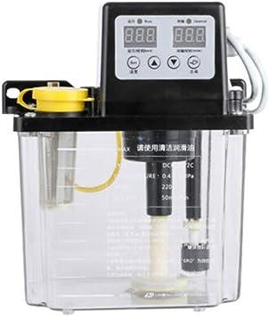 Sistema de lubricación automatico cnc