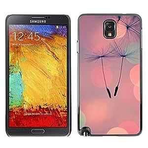 For SAMSUNG Galaxy Note 3 III / N9000 / N9005,S-type® Seed Peach Summer Love - Arte & diseño plástico duro Fundas Cover Cubre Hard Case Cover