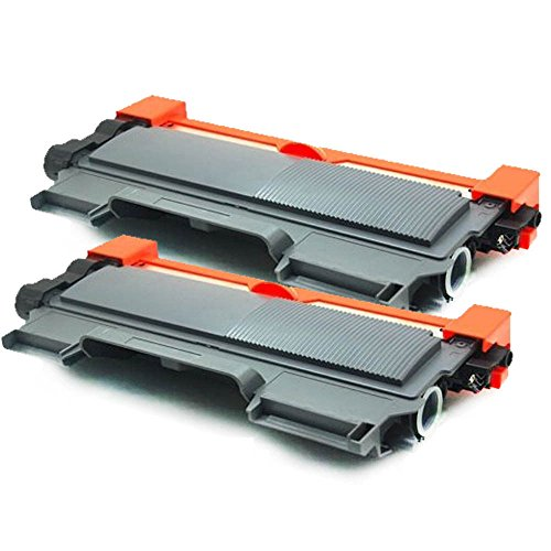 2 PK Black Laser Toner Cartridges Compatible with  Brother  TN450/TN420 For HL-2130 HL-2132