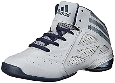 adidas Performance NXT LVL SPD Next Level Speed 2 K Mid-Cut Basketball Shoe (Little Kid/Big Kid) by adidas Kids Performance Footwear