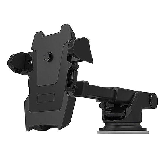 Amazon Com Car Use Phone Holder Long Arm Auto Lock Phone Mount