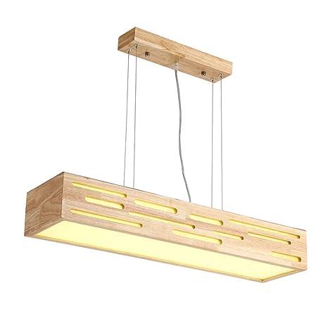 KAIRRY Lámpara Colgante De Luz LED Moderna 80 Cm Mesa De ...