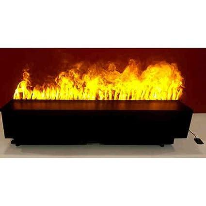 Faber Cassette 500 Interior Log Insert Fireplace Eléctrico Negro - Chimenea (500 mm, 300