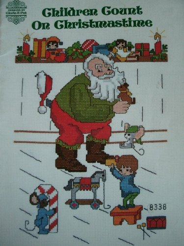 Children Count on Christmastime Book 14 ()