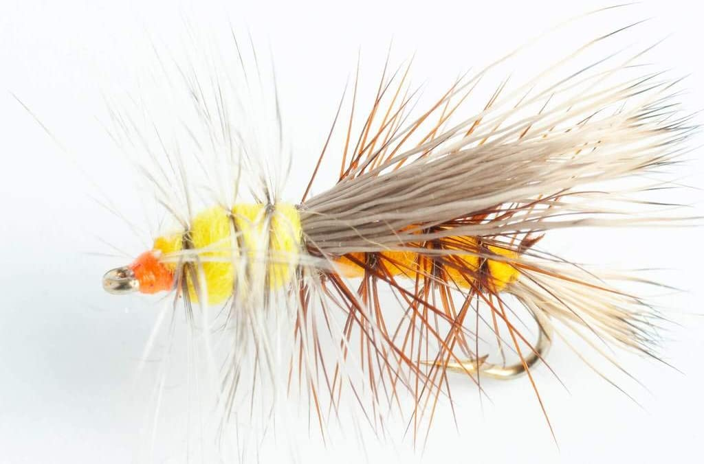 Blue Wing Olive Stimulator Dry Fly 6 Pack