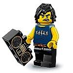 LEGO 71019 Minifigures Serie Ninjago Movie - Cole Mini Action Figure LEGO