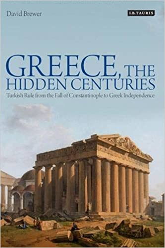 download e books greece the hidden centuries turkish rule from the