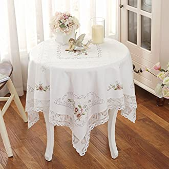 Indio Mantel Camino de mesa seda brocado parte boda jth-ntr-40 mate