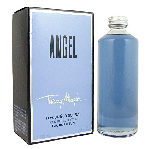 (Angel Eau De Parfum Refill Bottle 100ml/3.3oz)