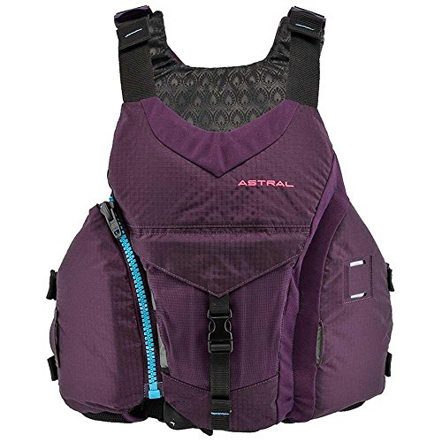Astral - Womens Layla Life Jacket PFD for Whitewater, Sea, Tour, Stand Up Paddle Boarding, and Fishing