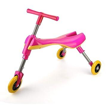 Amazon.com: Freshday - Triciclo de 3 ruedas para niños y ...
