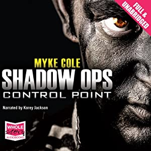 Shadow Ops: Control Point Audiobook