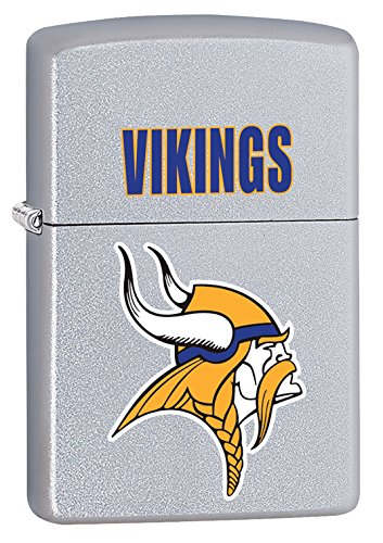 Zippo CI016663/205 Minnesota Vikings NFL Throwback Lighter