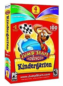 Amazon.com: Jumpstart Advanced Kindergarten