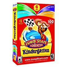 Jumpstart Advanced Kindergarten V2.0