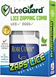 Product review for LiceGuard Robi Comb Electronic Head Lice Detector & Remover 1 Each (Pack of 2)