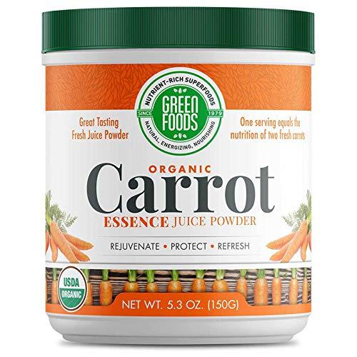Green Foods - Carrot Essence, 5.3 oz ()