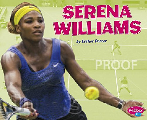 Serena Williams (Women in Sports)