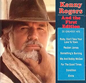 Kenny Rogers and the First Edition - 20 Greatest Hits ...