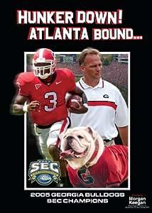2005 Georgia Bulldogs: Huker Down! Atlanta Bound TM0224