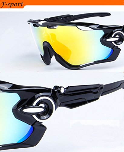 350923fb19 2017 Newest Outdoor Sports Fashion Sunglasses.Great For Cycling Driving  Hiking Skiing or Fishing.Changeable Lenses and Unbreakable High strength -  Buy ...
