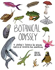 Botanical Odyssey: A Journey Through the Healing Process of Colouring and Journaling