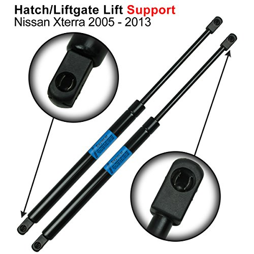 Dayincar 2pcs Rear Tailgate Hatch Liftgate Gas Lift Supports Struts Shocks for Nissan Xterra 2005 - 2013 (Xterra Nissan Accessories compare prices)